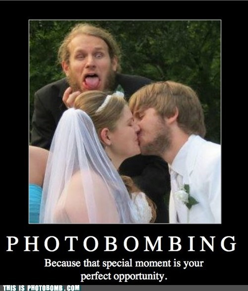 awesome KISS special moment wedding win - 6298072064