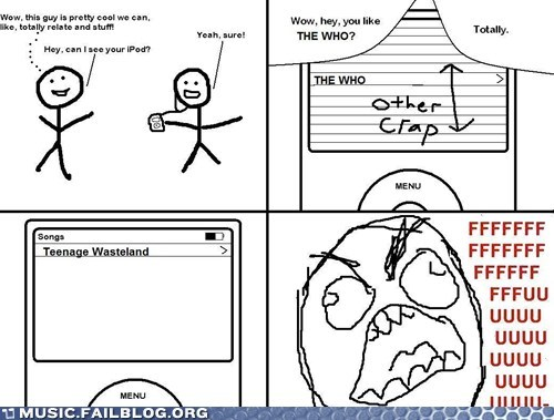 baba-oriley comic ipod rage comic teenage wasteland the who - 6298561280