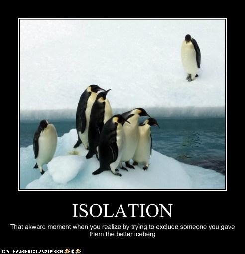 ice iceberg isolation penguins - 6298707456