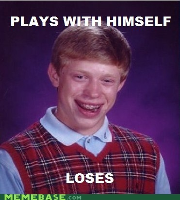 bad luck brian euphemisms loses Memes - 6299046144
