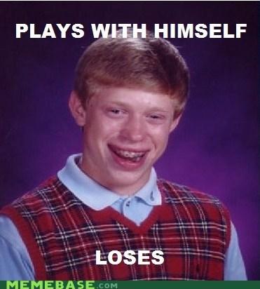 bad luck brian euphemisms loses Memes - 6299046144