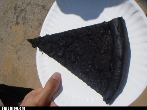 blackened burned fail nation g rated pizza - 6299729920