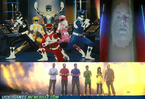 e3,playstation all-stars,power ranger,Sony,the internets