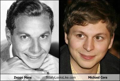 actor celeb funny michael cera TLL zeppo marx - 6299813888