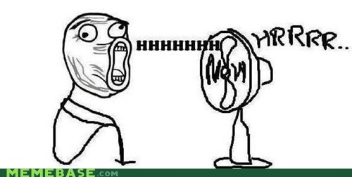 fan,Rage Comics,robot,voice