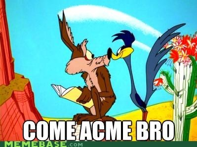 acme looney toons meep meep Memes road runner - 6299895040