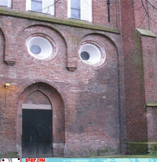 building,derp,eyes,wall