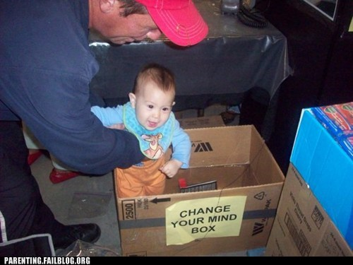 baby box change your mind