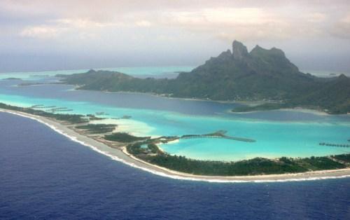 bora bora island ocean polynesia Tropical - 6300347904
