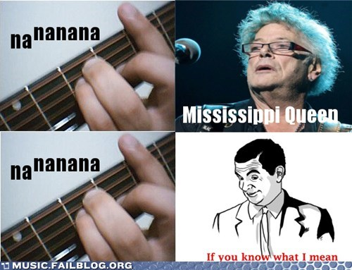 if you know what i mean Memes mississippi queen mountain mr-bean