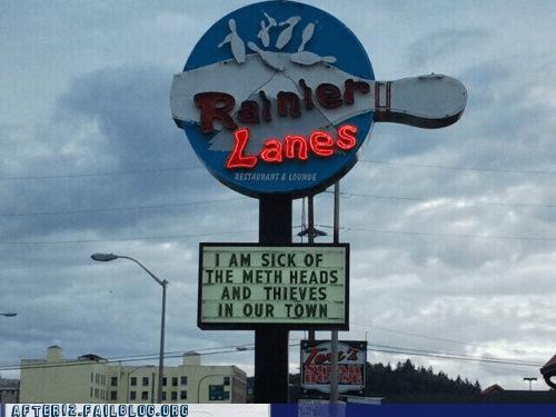 bowling bowling alley meth rainier lanes spare strike - 6300665856