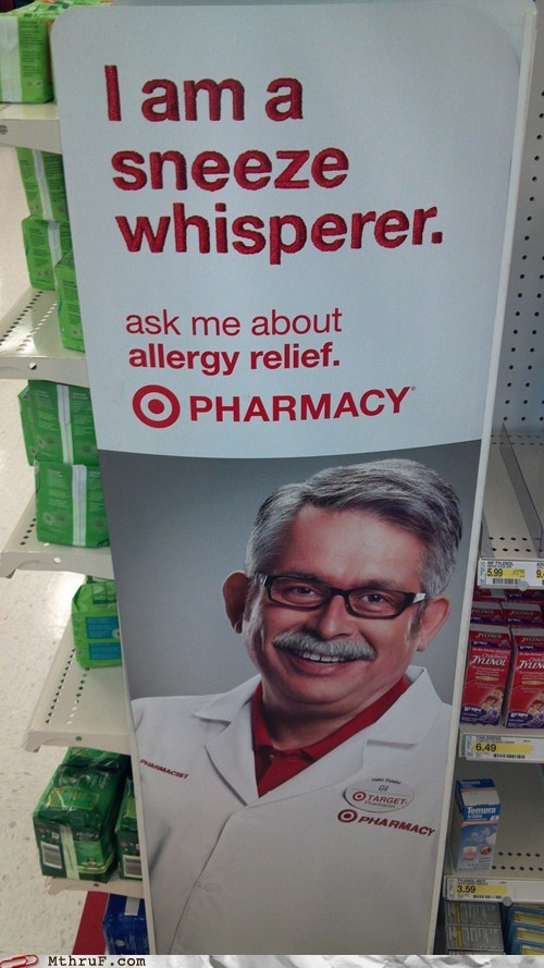 allergy allergy relief pharmacist pharmacy sneeze whisperer Target target pharmacy - 6300684032