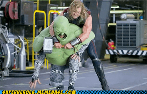 hulk practice The Movies Thor wtf - 6300690432