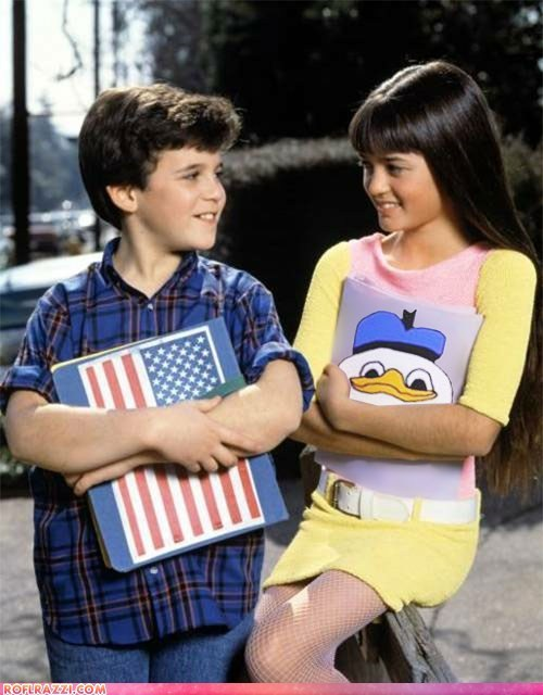 danica mckellar dolan fred savage funny meme the wonder years TV - 6300819712