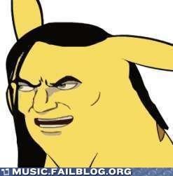 dethklok Metalocalypse pikachu Pokémon - 6301105664