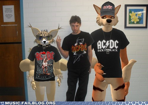 acdc furry rock - 6301106688