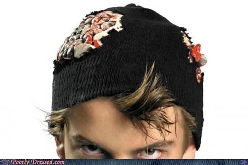 beanie brains cap zombie - 6301146368