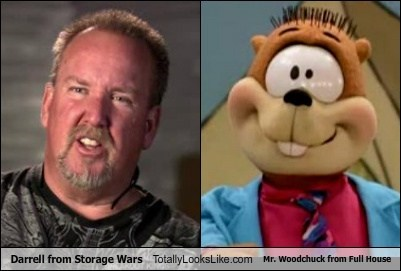 darrell full house funny mr-woodchuck storage wars TLL TV