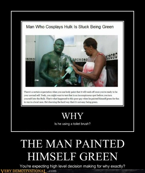 cosplay,green,hilarious,hulk