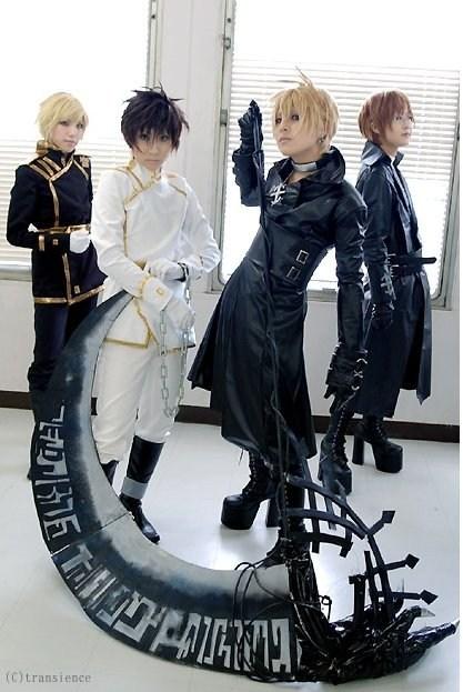 07-Ghost anime cosplay manga - 6302631936
