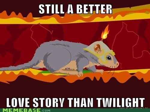 better love story lemmiwinks Memes South Park twilight