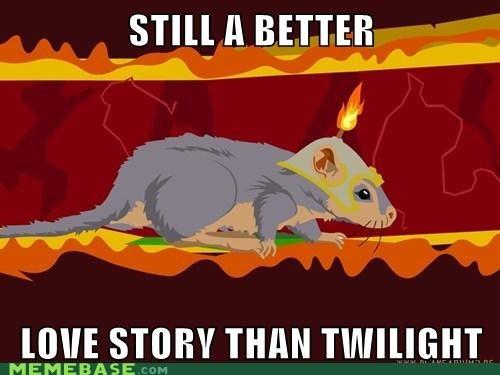 better love story lemmiwinks Memes South Park twilight - 6302694656