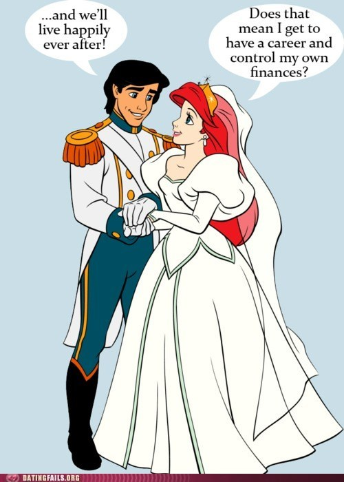 ariel,disney,feminism,prince eric,The Little Mermaid