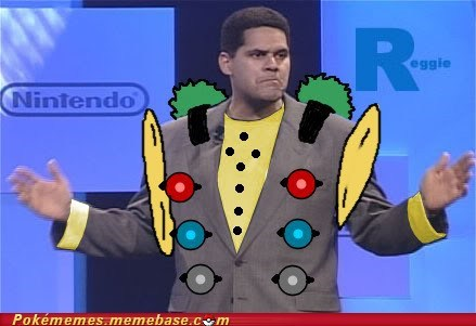 e3 Memes my body is ready nintendo Pokémon regigigas - 6304116992