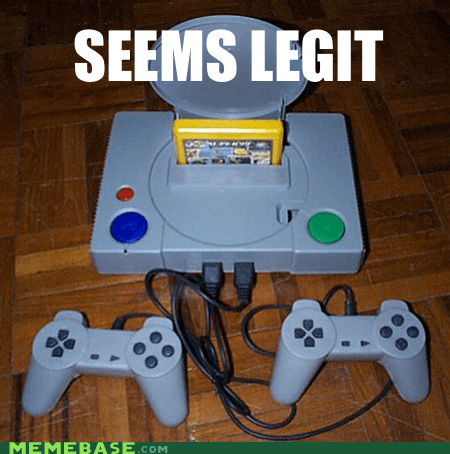 cartridge fake meme playstation seems legit - 6304247808