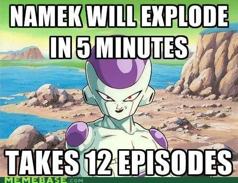 dragonball episodes explosion Memes - 6304250880