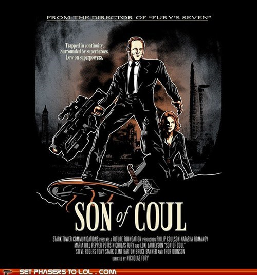 Avengers - Son of Coul
