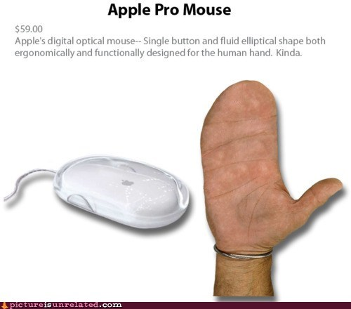 apple,mouse,mutant,wtf