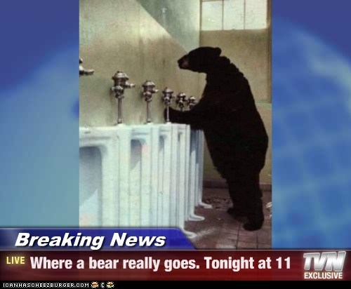 bathroom bear urinal - 6304763136