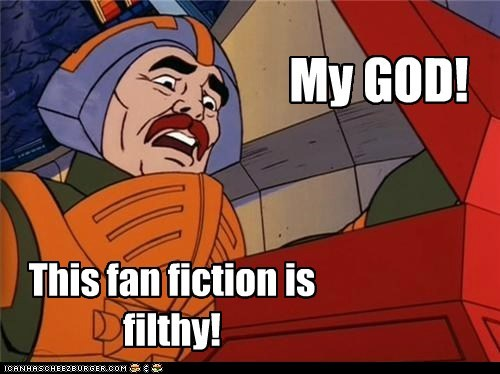 fan fiction filthy he man man-at-arms Super-Lols
