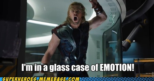 angry emotion feels Super-Lols Thor - 6305585408