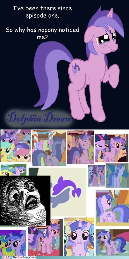 background ponies dolphin dream episode one nopony ponies - 6305650944