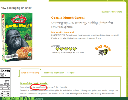 cereal reviews shoppers beware - 6305907712