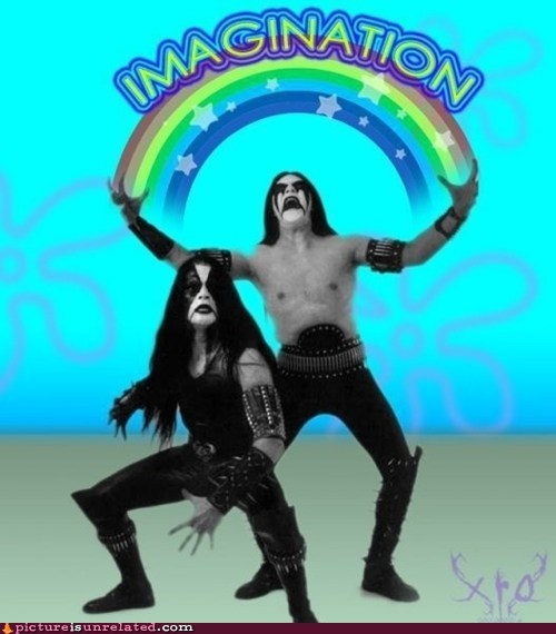 best of week death metal imagination immortal rainbow wtf - 6306178048