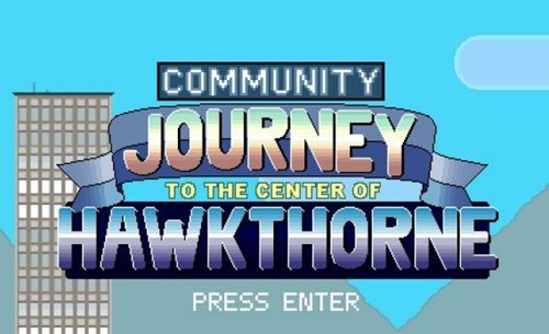 community,journey to the center of,journey to the center of hawkthorne,Reddit,tv shows,video game