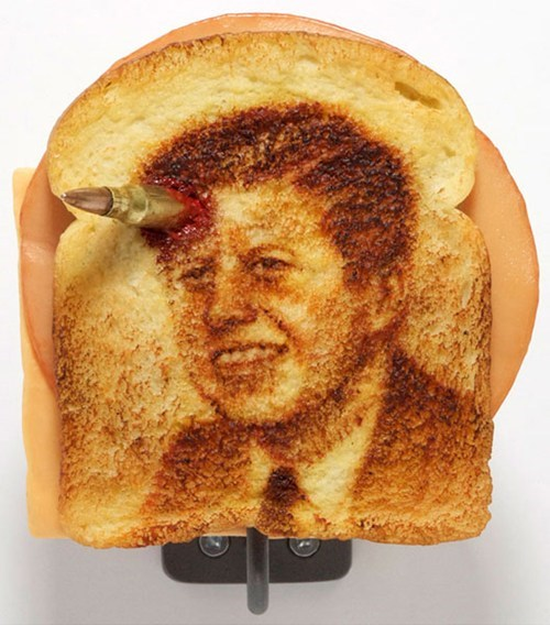 Sure,sure why not,toast art,Why Not