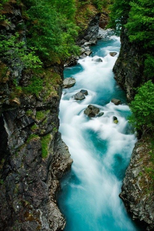 cliffs,Norway,rapids,river,rocks