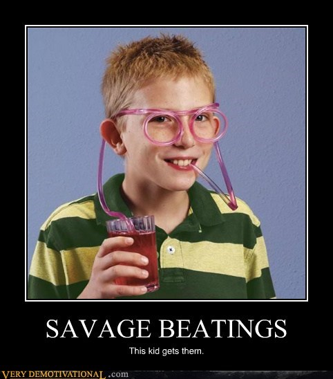 beatings glass glasses hilarious straw - 6307375872