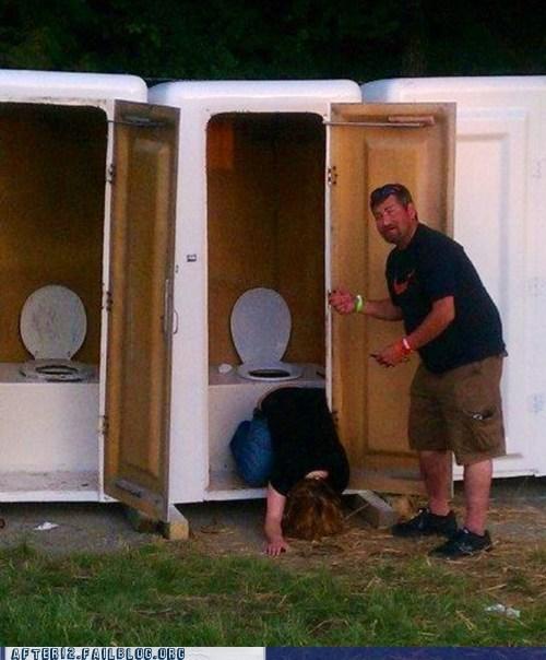 honey bucket outhouse port-a-john port a potty potty - 6307598592