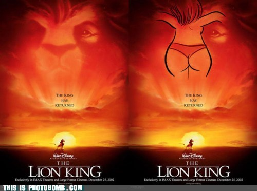 lion king omg sunday bunday when you see it