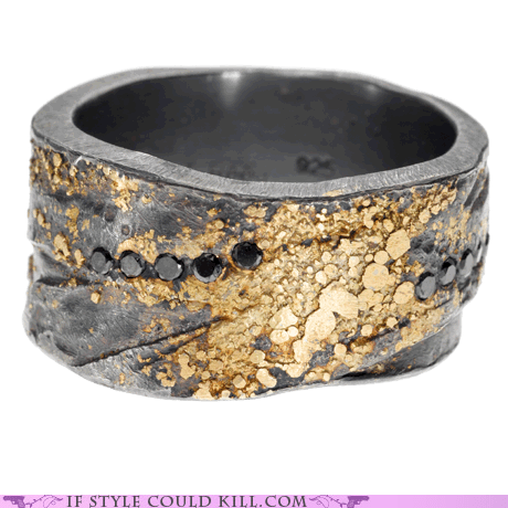 cool accessories gold ring of the day rings - 6307662080