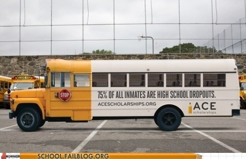 high school dropouts,inmates,prison,stay in school