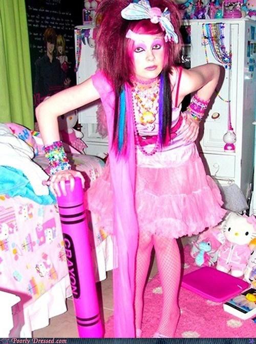 oh god why pink scene - 6307760384
