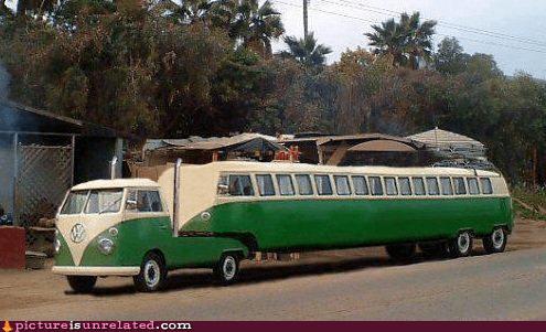 best of week semi vehicle volkswagen bus wtf