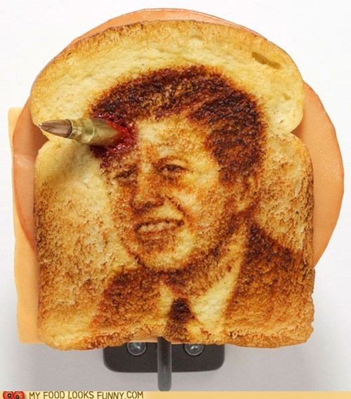 bullet cheese ham jfk sandwich toast