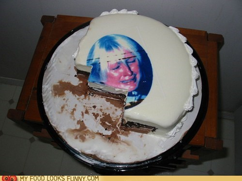 arrested cake cry face hahaha paris hilton - 6308104960